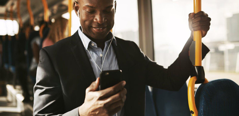 Transit Mobile App Integrates Bytemark Fare Payment