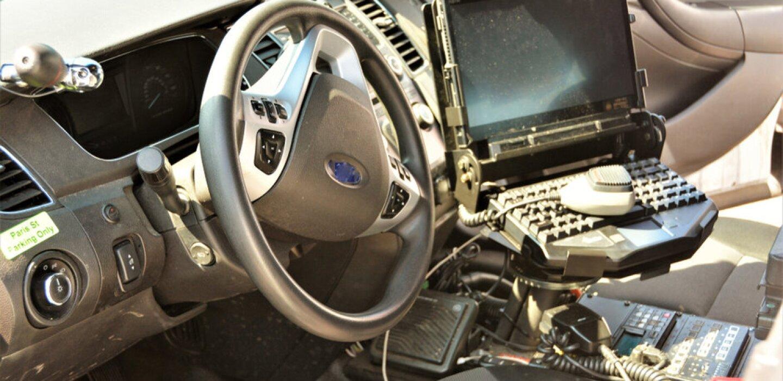 shutterstock police car computer cad rms cop.