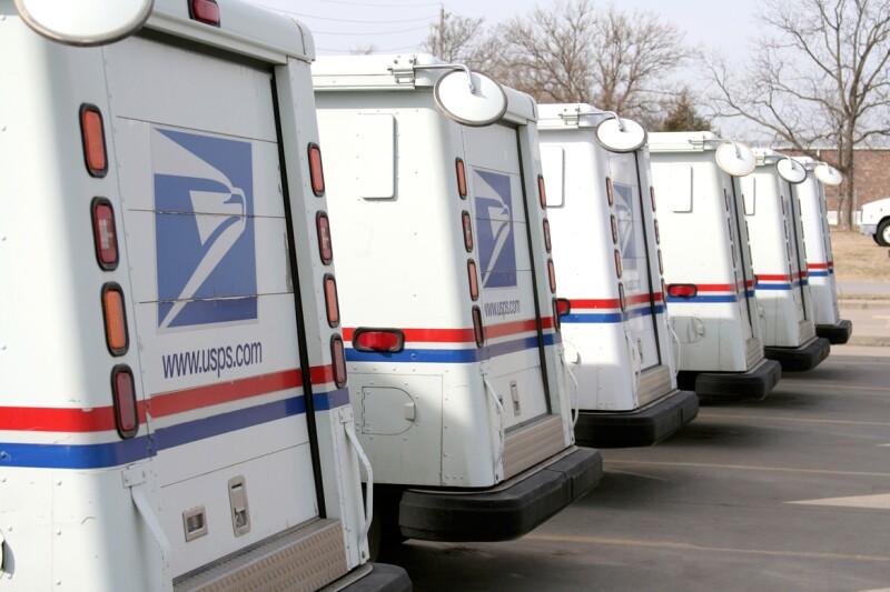 U.S. Postal Service Vehicles