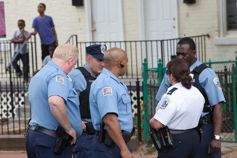 Washington, D.C., police